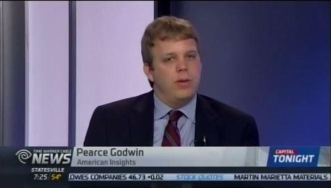 Pearce Godwin